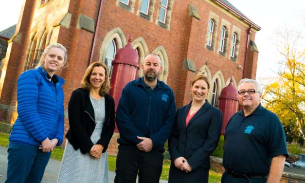 Lease change provides security for Tees Cottage Pumping Station volunteers