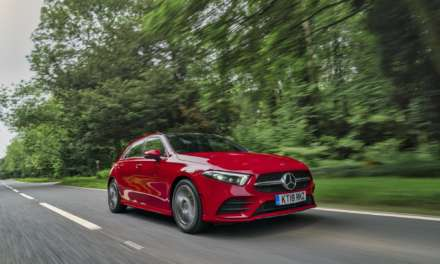 EVEN MORE EFFICIENT ENGINES JOIN MERCEDES-BENZ A-CLASS RANGE