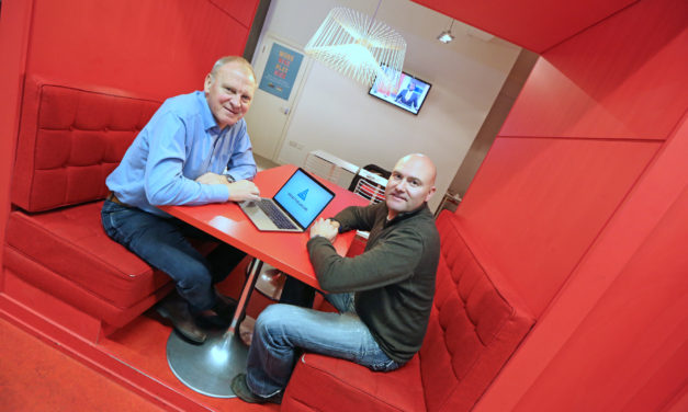 Entrepreneur's business bounces from strength to strength
