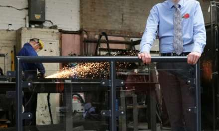 NORTH EAST METALWORK FIRM EXPANDS INTO EUROPE