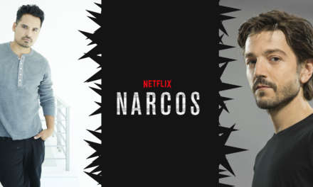 Netflix Series NARCOS: MEXICO *** New Clip ***