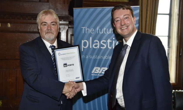 PD Ports becomes the first UK port operator to commit to preventing plastic pellets from leaking into the sea