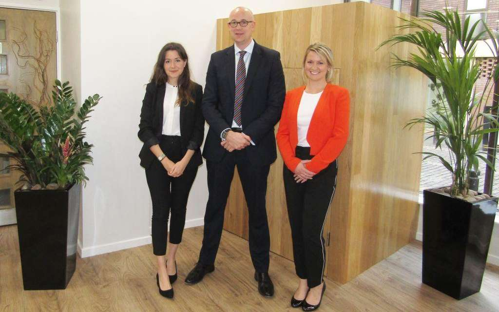 Hay & Kilner Restructures Residential Conveyancing Department As Team Expands