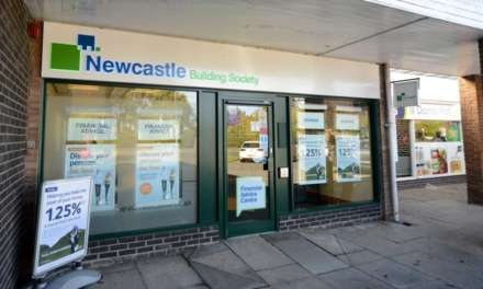 Barclays Branch Closure Prompts Newcastle Building Society To Delay Its Ponteland Branch Refurbishment