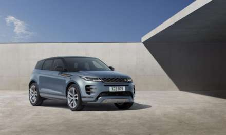 THE NEW RANGE ROVER EVOQUE: THE LUXURY COMPACT SUV FOR THE CITY AND BEYOND