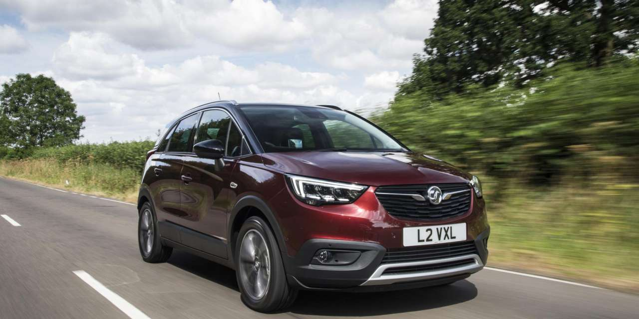VAUXHALL'S CROSSLAND X ULTIMATE ARRIVES IN SHOWROOMS