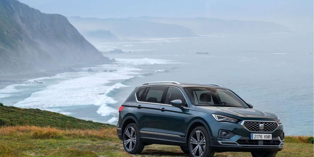 THE NEW TARRACO: SEVEN-SEATER SUV COMPLETES SEAT'S BIGGEST PRODUCT OFFENSIVE