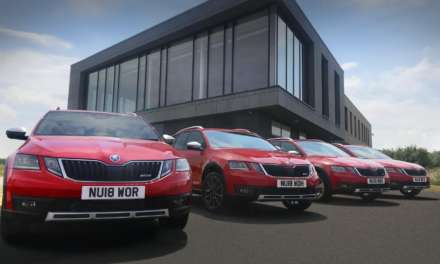 ŠKODA SECURES NEW DEAL WITH THE CLEVELAND FIRE BRIGADE