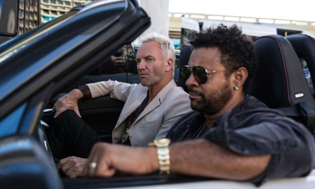 """ABARTH 124 SPIDER TAKES STARRING ROLE ALONGSIDE STING & SHAGGY IN """"GOTTA GET BACK MY BABY"""" MUSIC VIDEO"""