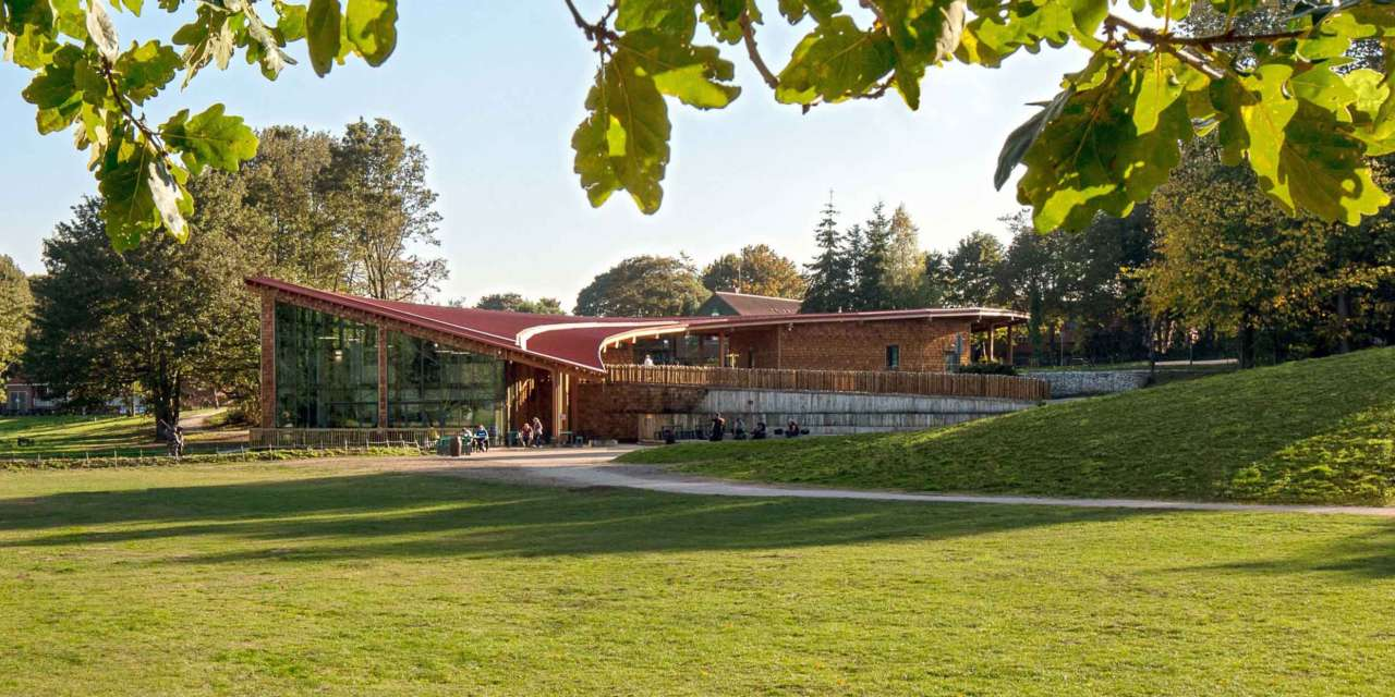 Newcastle Architects Design Sherwood Forest Visitor Centre