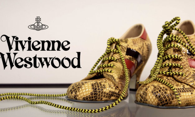 Victoria Leeds welcomes Shoes: Vivienne Westwood, The Creation of an Iconic Shoe exhibition,  and invites you to attend!