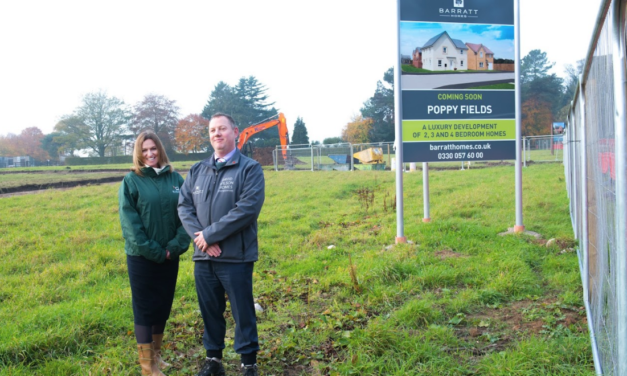 Barratt Developments honour Hull's history with two new sites