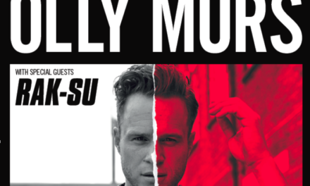 Olly Murs Announces Special Guests