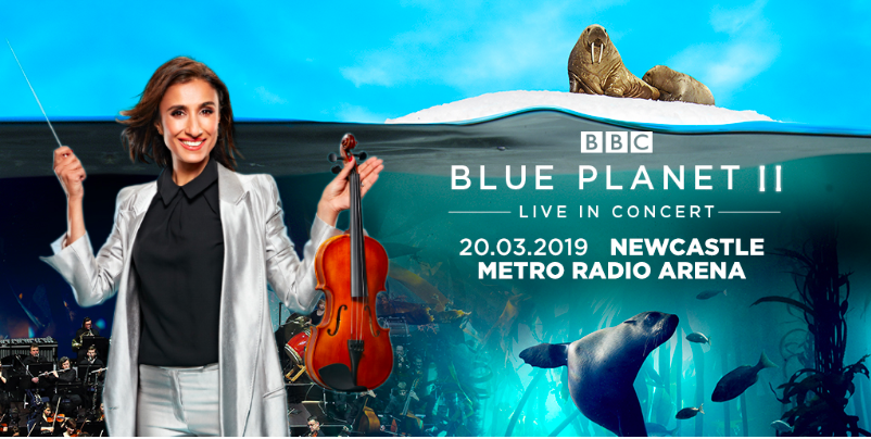 FKP Scorpio Concerts and BBC Studios present: Blue Planet 2