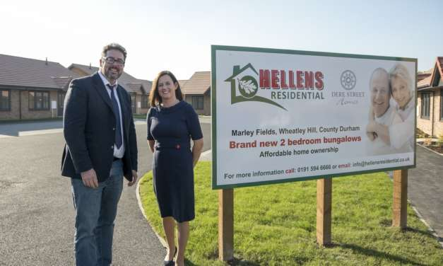 Hellens Residential reaches 100-home milestone as it celebrates 5 years in business