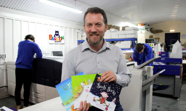 NORTH EAST PUBLISHER BRINGS STORIES TO LIFE WITH PERSONALISED CHILDREN'S BOOKS
