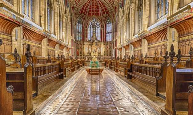 Christmas is extra special at Ushaw