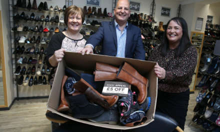 Caring soles asked to donate unwanted shoes