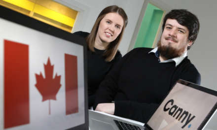 North East digital firm flies the flag for international skills export in Canada
