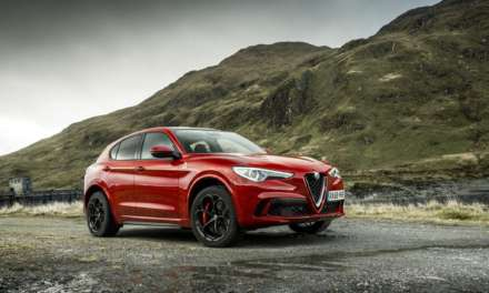 THE NEW ALFA ROMEO STELVIO QUADRIFOGLIO