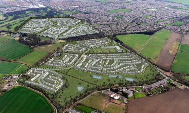 PLANS BY NEWCASTLE ARCHITECTS FOR 500 NEW HOMES GET THE GREEN LIGHT