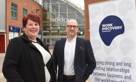 New co-chairs announced as Work Discovery Sunderland confirms 2019 return…