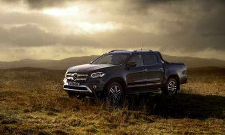 MERCEDES-BENZ VANS LAUNCHES TWO BLACK FRIDAY OFFERS INCLUDING THE LAUNCH OF X-CLASS STORM EDITION