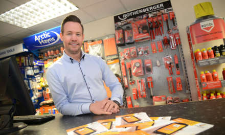 Continued awards success for fast-growing North East merchant