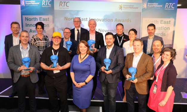 Winners for first regional Innovation Awards announced