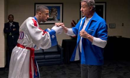 "CREED II – NEW CLIP ""TAKING THE FIGHT"""