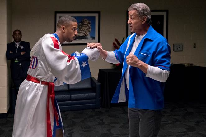 """CREED II – NEW CLIP """"TAKING THE FIGHT"""""""