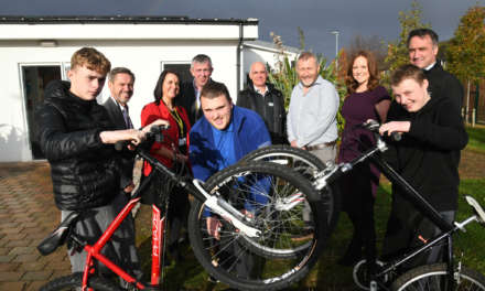 New training centre providing opportunities for young people in Middlesbrough