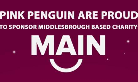 Pink Penguin Lend a Helping Flipper to Local Charity