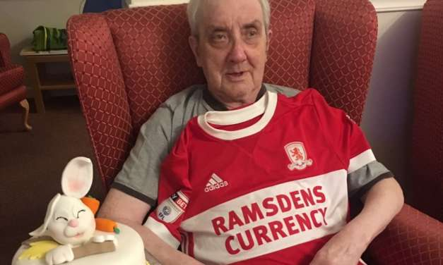 MFC mementoes help residents with dementia reminisce