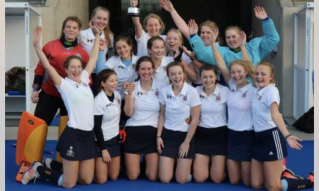 Ripon students crowned national hockey champions