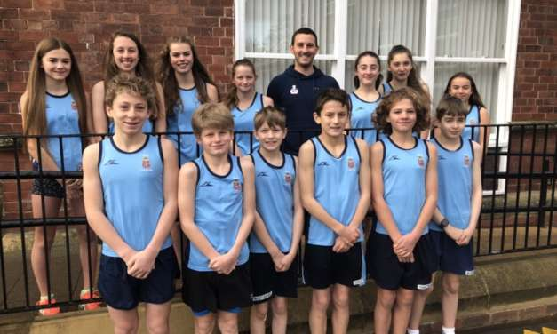 Success comes at the double for top school runners