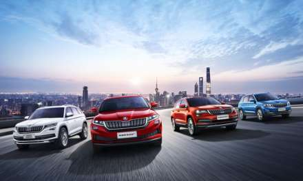 THE NEW ŠKODA KODIAQ GT: OFFICIAL WORLD PREMIERE AT AUTO GUANGZHOU 2018
