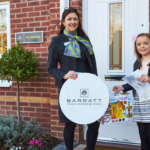 Local eight year-old wins housebuilder's crafty colouring competition