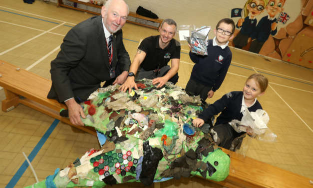 Northumberland primary school launches ambitious new eco mission!