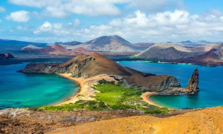 "Galapagos Islands Ranked as Most ""Instagrammable"" Location in the World"