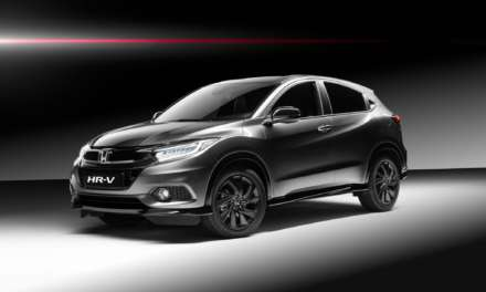 HONDA ANNOUNCES NEW HR-V SPORT WITH 1.5 VTEC TURBO ENGINE