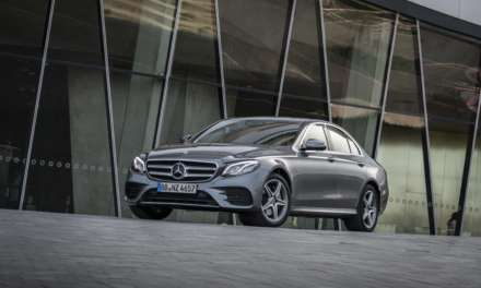 PRICING AND SPECIFICATION ANNOUNCED FOR NEW MERCEDES-BENZ E-CLASS PETROL PLUG-IN-HYBRID