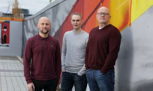 Local lads become national number one