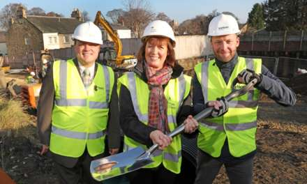 Work starts on £5.5m redevelopment in the heart of Hexham