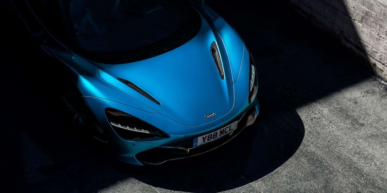McLAREN AUTOMOTIVE SET TO RAISE THE ROOF WITH REVEAL OF SECOND NEW MODEL UNDER £1.2BN TRACK25 BUSINESS PLAN