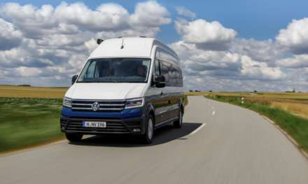 VOLKSWAGEN GRAND CALIFORNIA TO MAKE UK DEBUT AT CARAVAN, CAMPING AND MOTORHOME SHOW