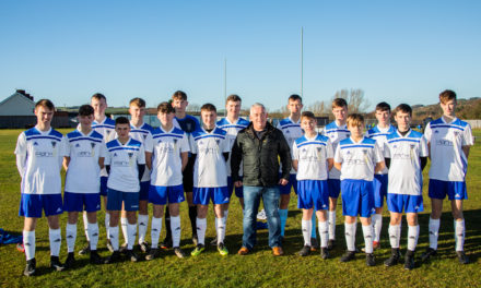Park sponsors first junior team Sir Bobby Robson played for