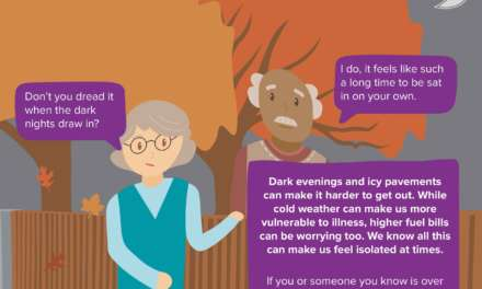 Winter Loneliness campaign launches in Middlesbrough