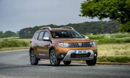 DACIA ANNOUNCES UK PRICING FOR NEW TCe PETROL ENGINES ON ALL-NEW DUSTER