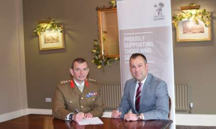 North East Automotive Alliance is the First Automotive Cluster to Sign up to the Armed Forces Covenant